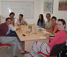 Spanish courses in Malaga (Spain)