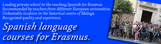 Spanish language courses for Erasmus