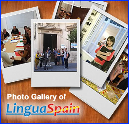 Photo gallery of spanish school